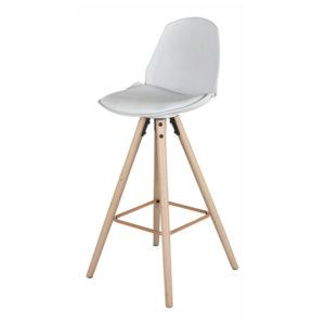 Chaise haute confort avec dossier