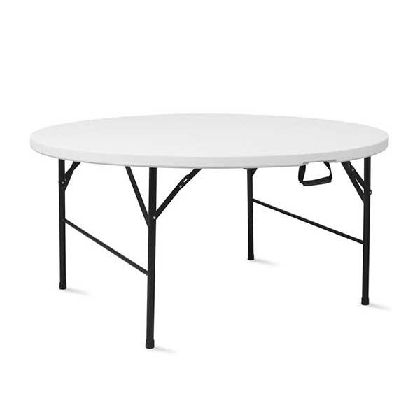 Location table traiteur ronde