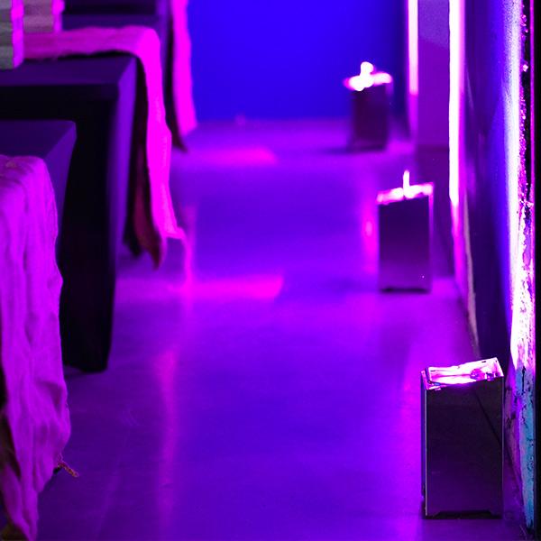 Spot Lightkolor pour light show