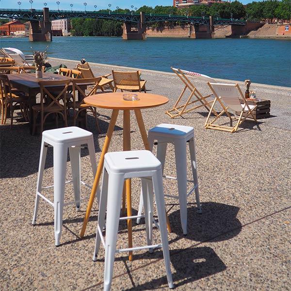 Mange-debout Helsinki restaurant éphémère