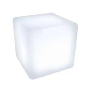 Cube lumineux lounge