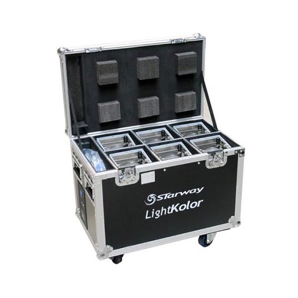 Spot Lightkolor pour evenementiel