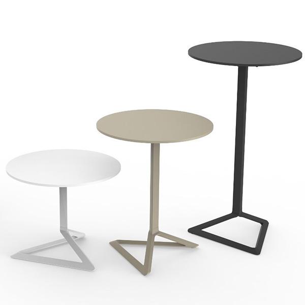 Table haute Mange-deout design