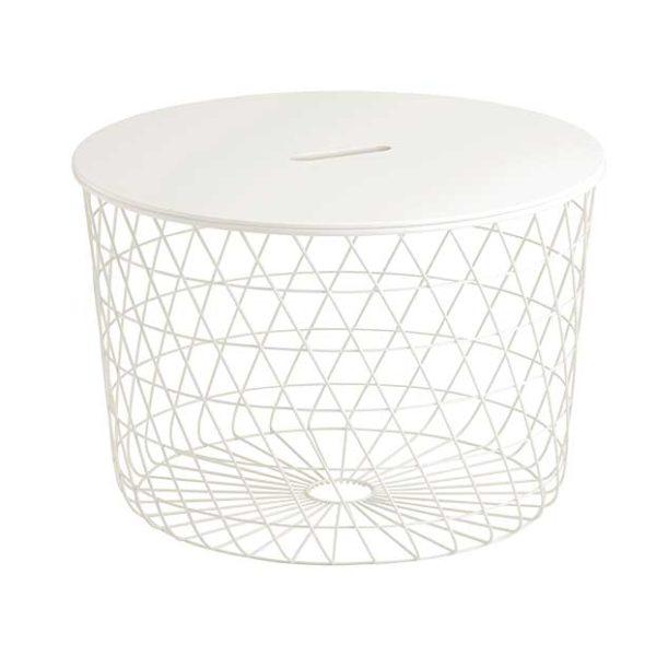 Table basse design avec filins