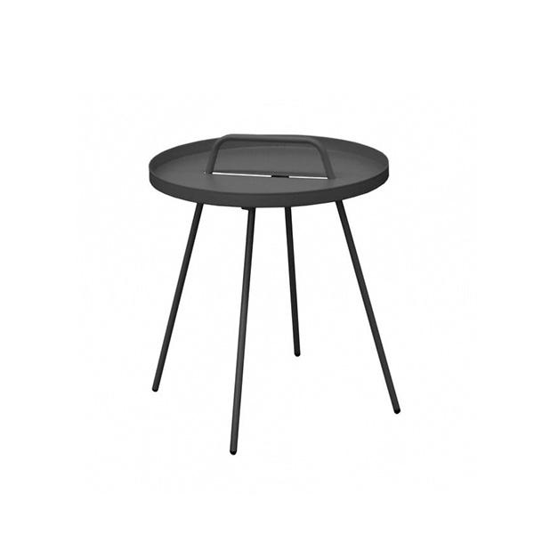Table basse moderne et colorée