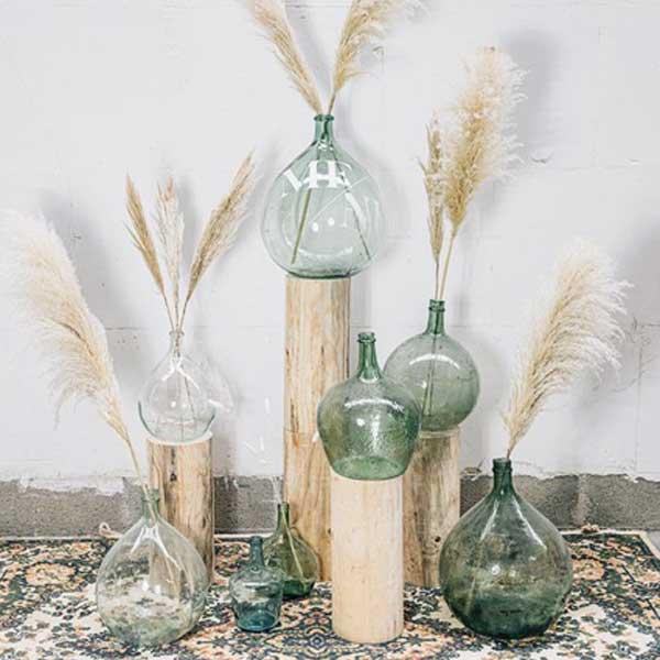 Location de vase dame Jeanne - Comptoir du Mobilier